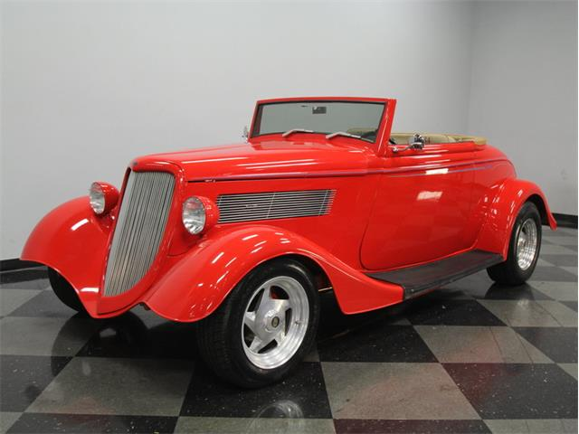 1934 Ford Roadster | 738659