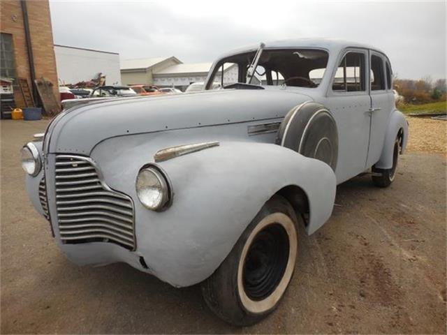 1940 Buick Century | 738668