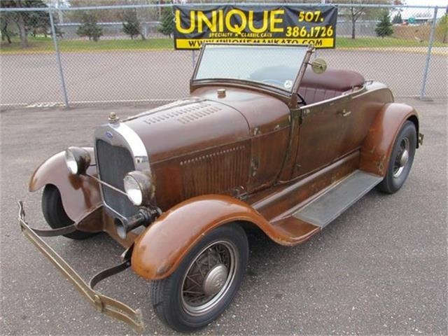 1929 Ford Model A | 738674