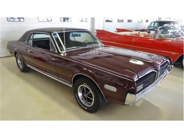 1968 Mercury Cougar Dan Gurney Special | 730869