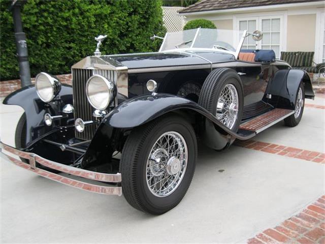 1932 Rolls-Royce Phantom II | 738698