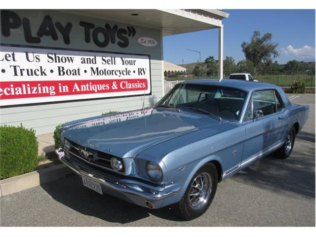 1965 Ford Mustang GT | 730874