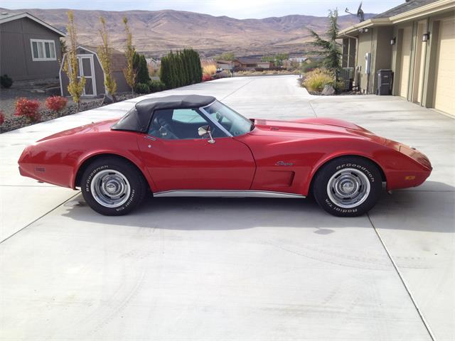 1975 Chevrolet Corvette Stingray | 738763