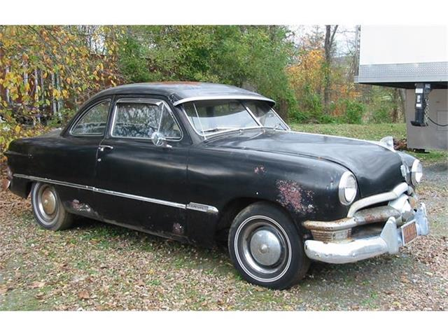 1950 Ford 2-Dr Coupe | 738765