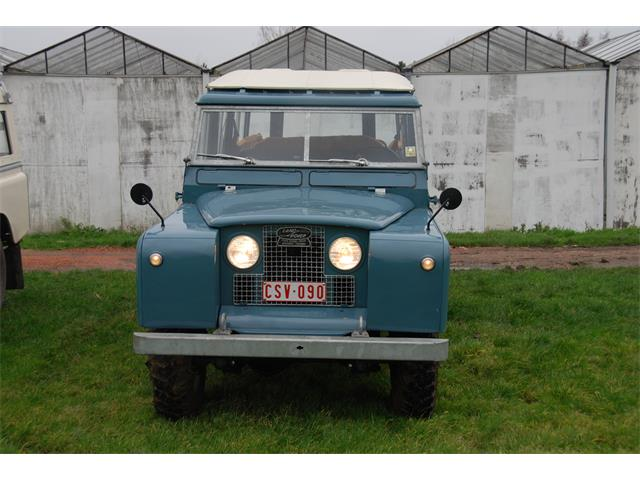 1964 Land Rover Series IIA | 738772