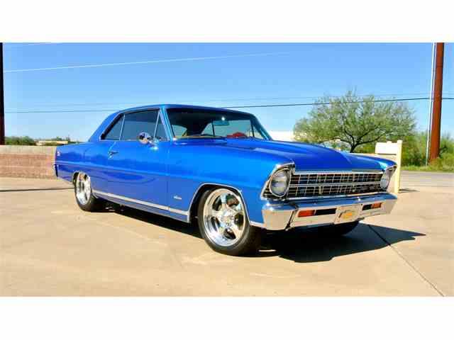 1967 Chevrolet Nova | 738900