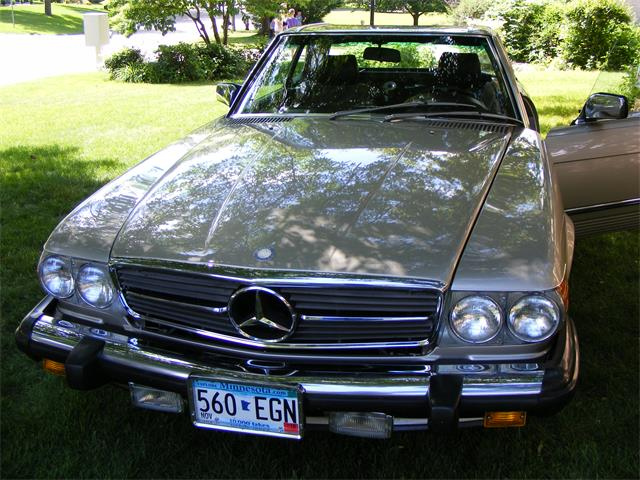 1988 Mercedes-Benz 560SL | 738917