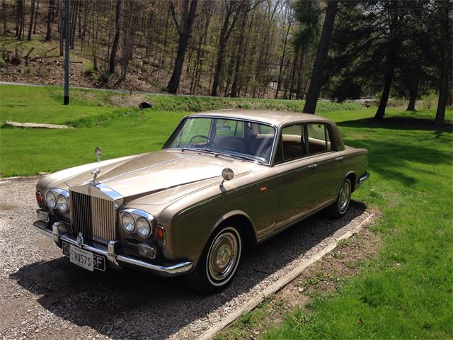 1967 Rolls-Royce Silver Shadow | 738926