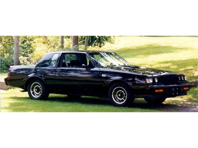 1987 Buick Grand National | 739243