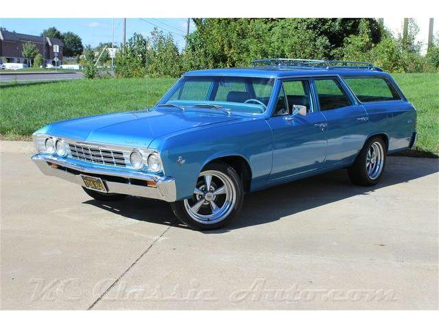 1967 Chevrolet Malibu Station Wagon PENDING DEAL !!! | 739320
