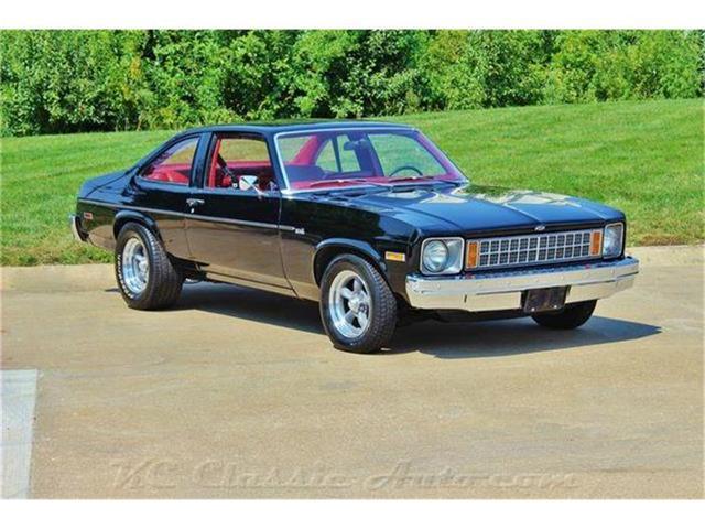 1978 Chevrolet Nova 7k actual miles, 355, 4spd   739328
