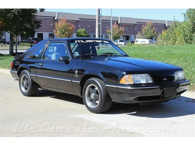1989 Ford Mustang Limited Edition 25th Anv., 1 owner, 25k actual miles | 739340