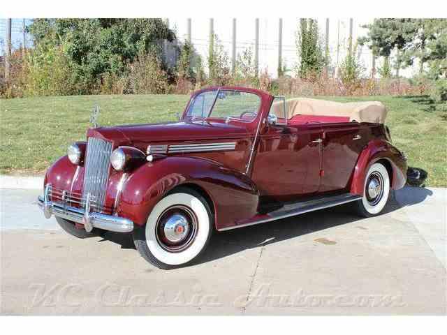 1938 Packard Standard Packard 8 Convertible | 739345