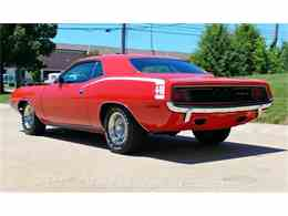 1970 Plymouth Cuda 440-6 Pack V Code 4spd, Rotisserie Restored for Sale - CC-739348