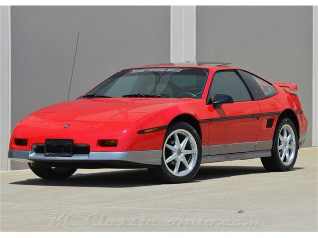 1986 Pontiac Fiero GT PENDING DEAL !!! | 739356