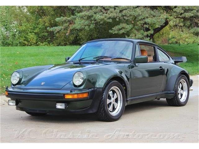 1979 Porsche 930 Turbo 911 Turbo, 4spd, Docs | 739357