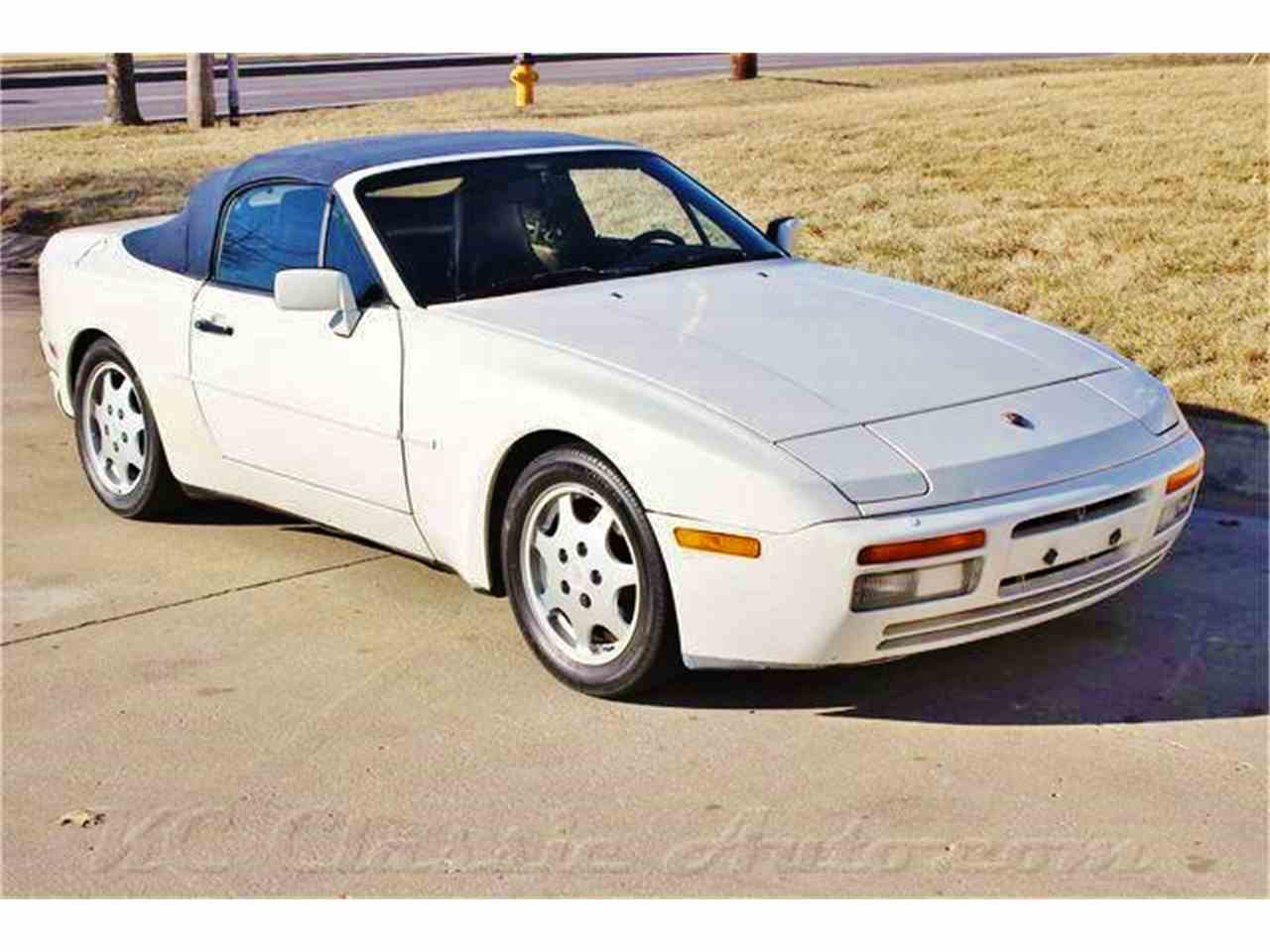 1990 porsche 944 s2 cabriolet convertible for sale cc 739359. Black Bedroom Furniture Sets. Home Design Ideas