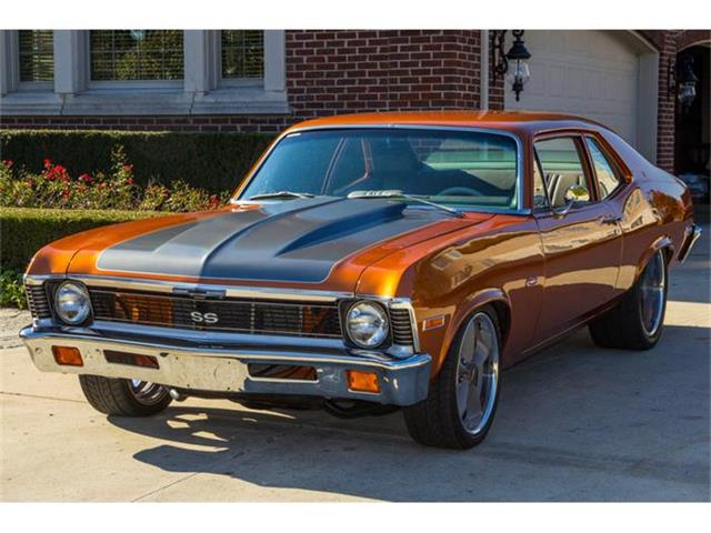 1972 Chevrolet Nova | 739399