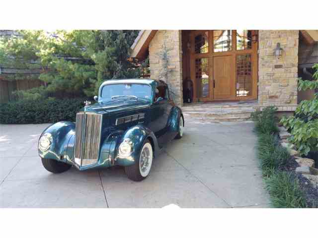 1937 Packard Business Coupe | 739743