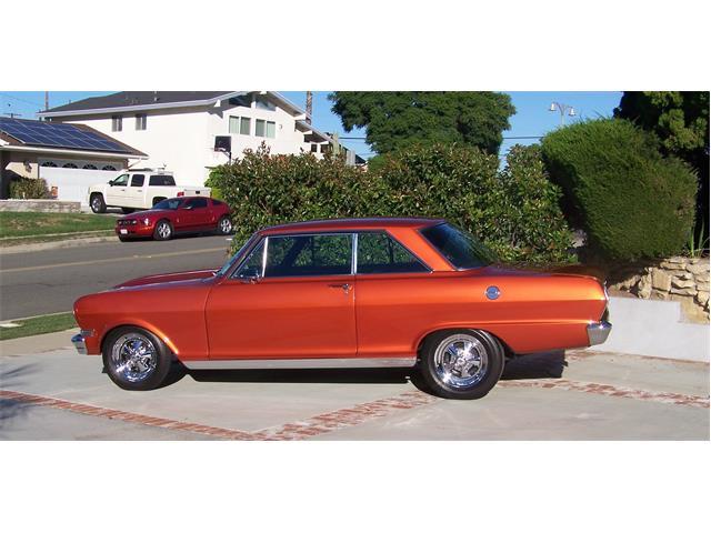 1963 Chevrolet Nova SS | 739748
