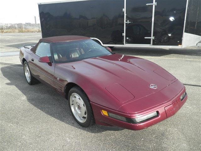 1993 Chevrolet Corvette | 739788
