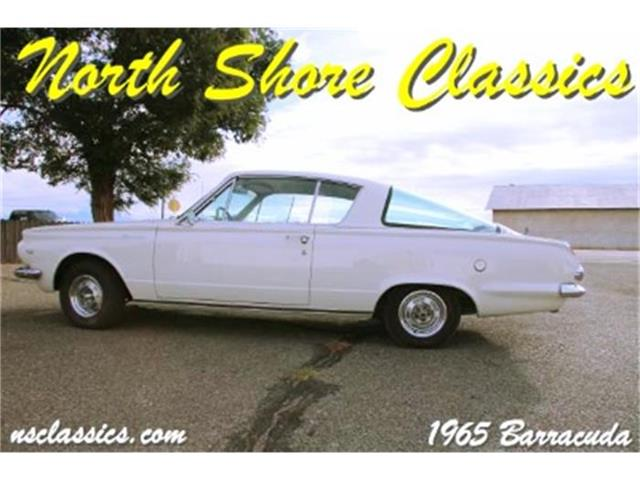 1965 Plymouth Barracuda | 739800