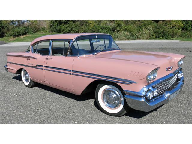 1958 Chevrolet Biscayne | 739843