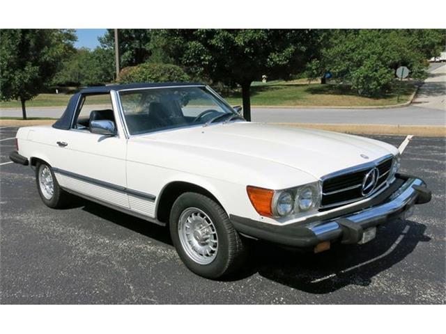 1980 Mercedes-Benz 450SL | 739848