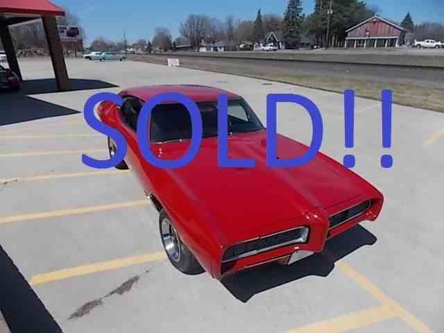 1968 Pontiac GTO | 739849