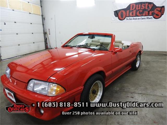 1987 Ford Mustang | 739879