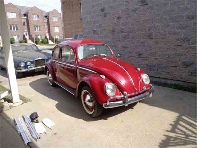 Picture of Classic 1963 Beetle located in Massachusetts Offered by Silverstone Motorcars - FUX1