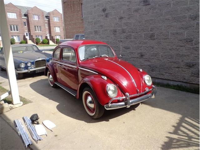 1963 Volkswagen Beetle | 739909