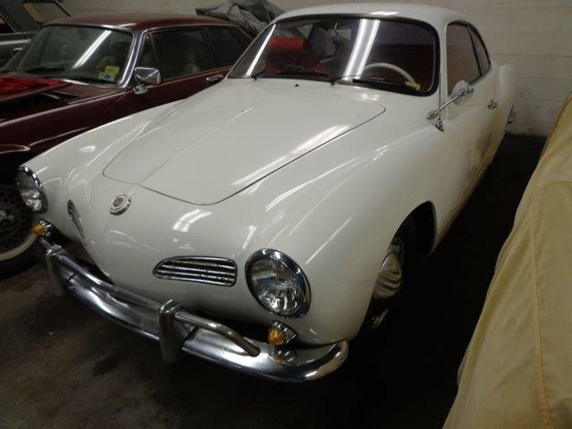 1962 Volkswagen Karmann Ghia | 739910