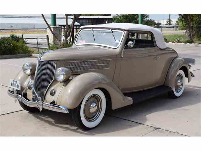 1936 Ford Cabriolet | 739977