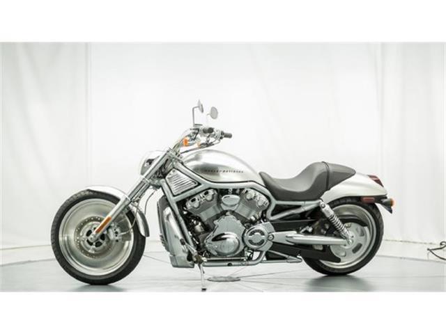 2002 Harley-Davidson VRSC   741008