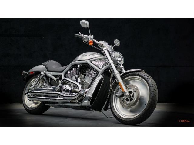 2002 Harley-Davidson VRSC | 741008