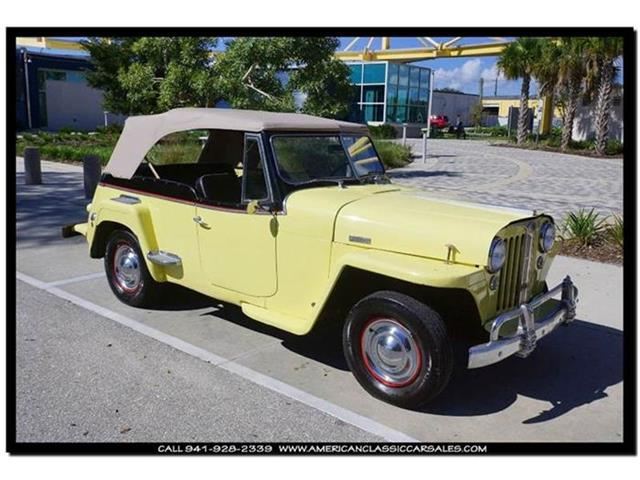 1948 Willys Jeepster | 741011