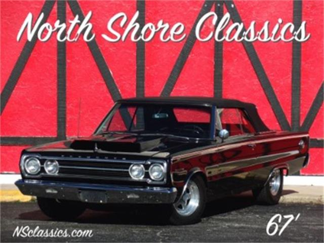 1967 Plymouth Belvedere   741021