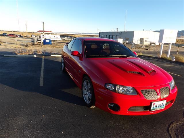 2006 Pontiac GTO | 741048