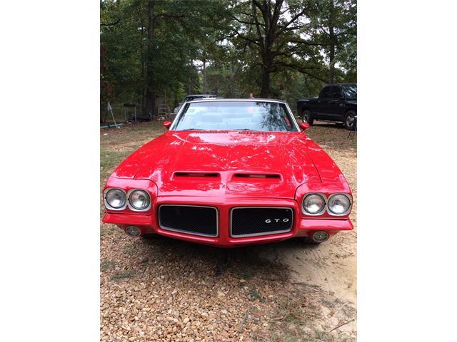 1972 Pontiac GTO | 741098