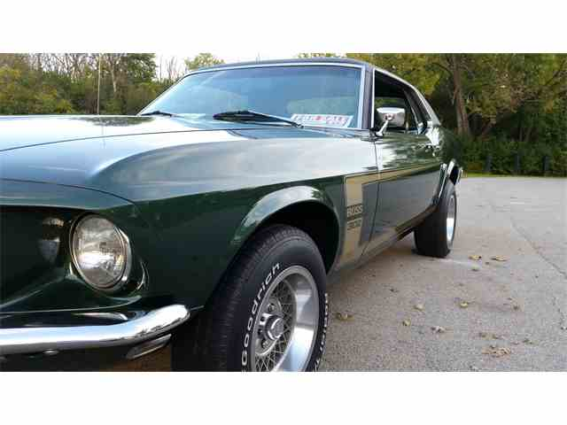 1969 Ford Mustang | 741103
