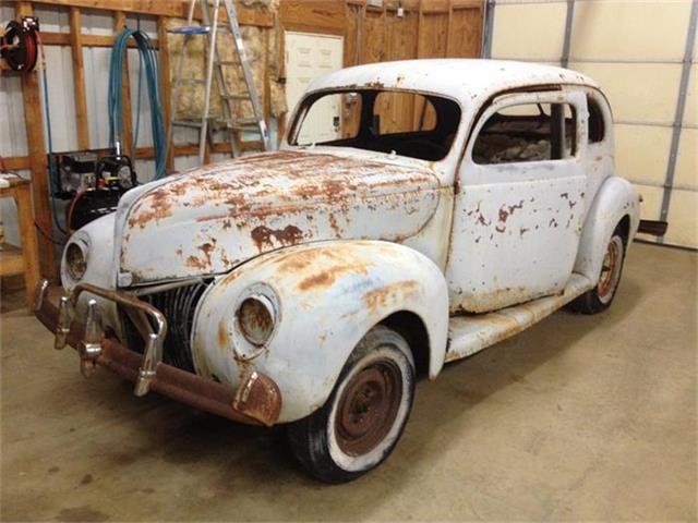 1940 Ford 2-Dr Sedan | 741121