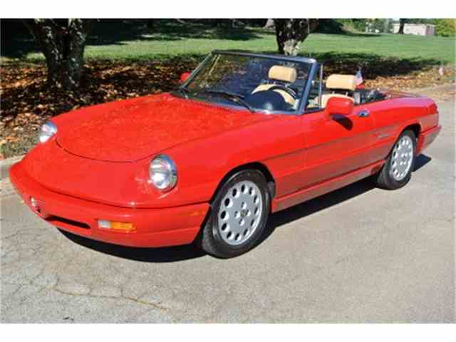 Picture of 1991 2000 Spider Veloce located in GEORGIA - FVUQ