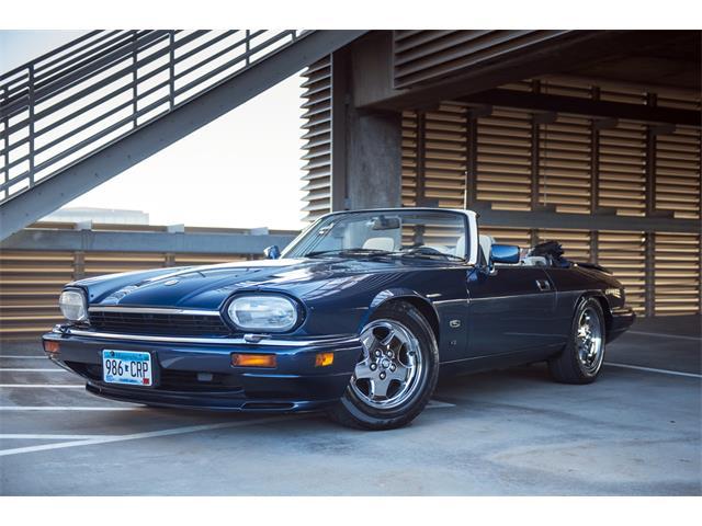 1995 Jaguar XJS | 741143