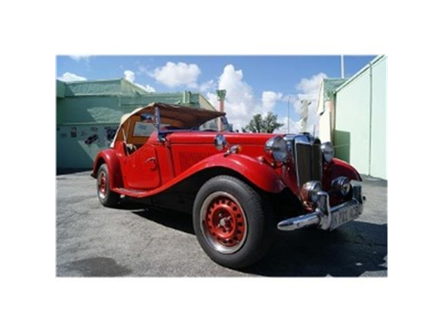 1951 MG MGB | 741152