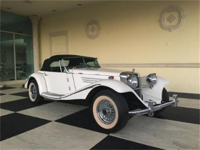 1936 Mercedes-Benz 500K | 741153
