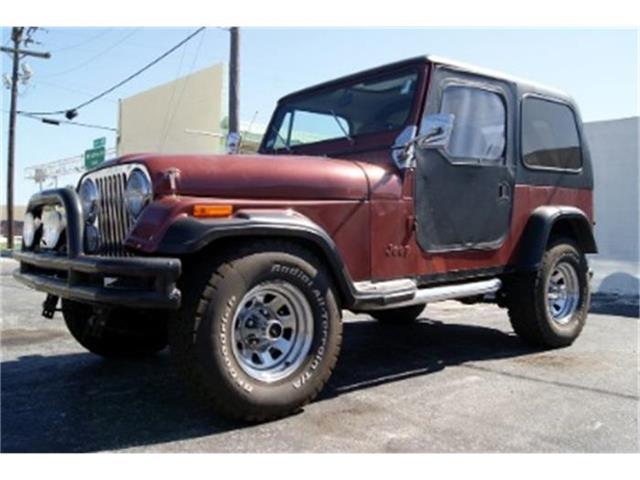 1986 Jeep Wrangler | 741155