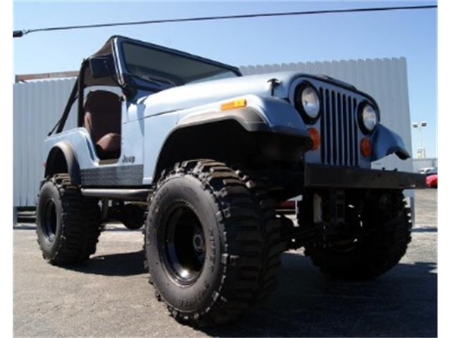 1978 Jeep Wrangler | 741157