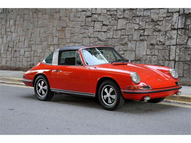 1968 Porsche 911S | 741166