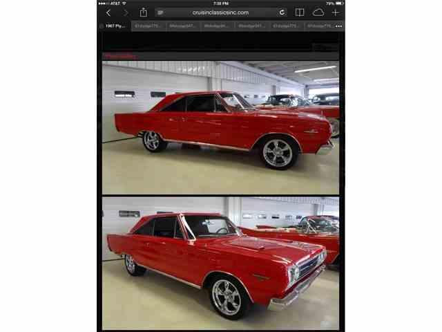 1967 Plymouth GTX | 741191